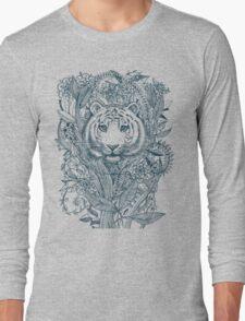 Tiger Tangle Long Sleeve T-Shirt