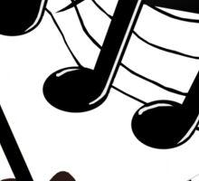 Musical Matrix Sticker