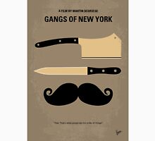 No195 My Gangs of New York minimal movie poster Unisex T-Shirt