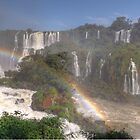 Iguazu Falls II by Paul Duckett