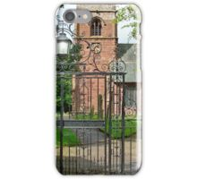 St Albans Tattenhall iPhone Case/Skin