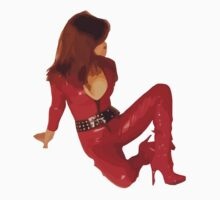 Red Rubber by Mucky