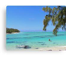 Ile Aux Cerfs - Mauritius Canvas Print