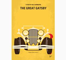 No206 My The Great Gatsby minimal movie poster Unisex T-Shirt