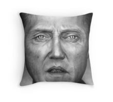 You, gimme a kiss..... Throw Pillow