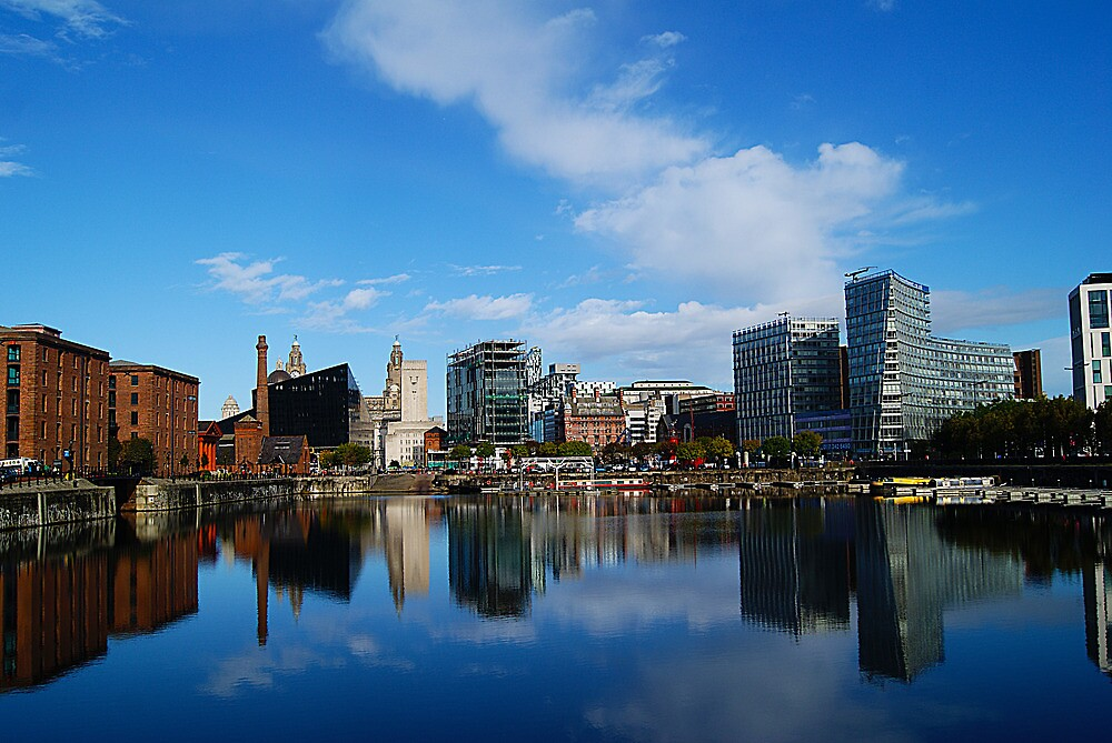 Albert Docks by James Walker