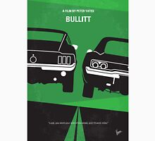 No214 My BULLITT minimal movie poster Unisex T-Shirt
