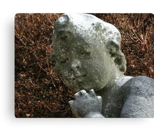 Sly Cherub Canvas Print
