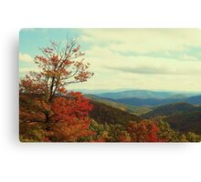 Great Smoky Mountains, NC Canvas Print