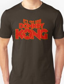 It's on like Kong! V2 Unisex T-Shirt