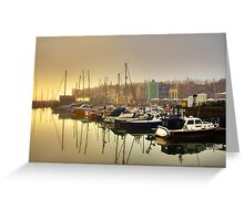 The Barbican Plymouth Greeting Card