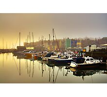 The Barbican Plymouth Photographic Print