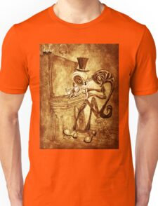 The Piano player Unisex T-Shirt