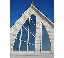 Window Sail Photographic Print