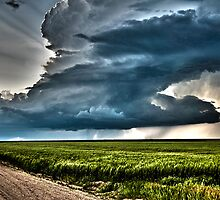 Colorado Supercell - Bartlett CO by CPhotos