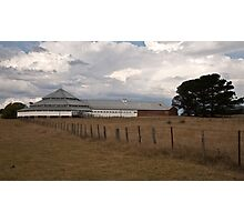 Deeargee Woolshed #1 Photographic Print