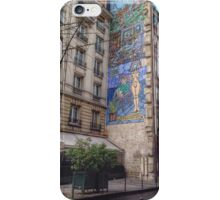 Urban artwork iPhone Case/Skin