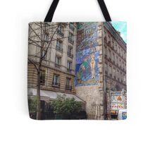Urban artwork Tote Bag