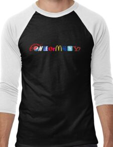 Conformity! Men's Baseball ¾ T-Shirt
