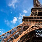 Eiffel tower by João Almeida