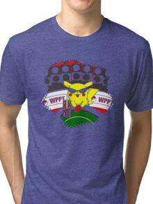 Pokermon Tri-blend T-Shirt