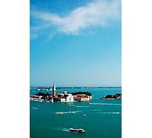 Venice Lagoon Photographic Print