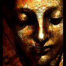 Golden mask by João Almeida