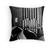 In Shape Throw Pillow