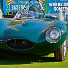 Jaguar XKSS by ponchoman