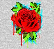 Water Color Rose Unisex T-Shirt