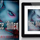 Once Bitten Book Cover Design by Adara Rosalie
