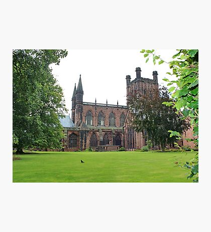 Chester Cathedral Photographic Print