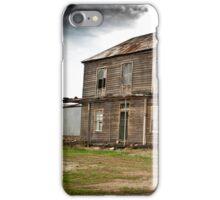 Abandoned Historical Farm House iPhone Case/Skin