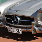 1957 Mercedes Benz 300SL Gullwing by ponchoman