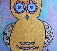 Shiloh Moore's 'Owl' by Art 4 ME