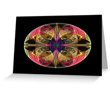 Butterfly Cabochon Greeting Card