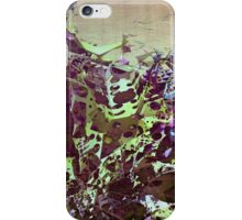 Abstract Fractal render iPhone Case/Skin