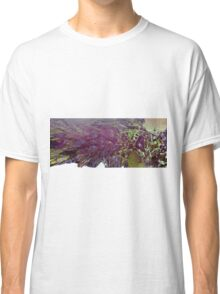 Abstract Fractal render Classic T-Shirt