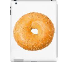 bagel iPad Case/Skin
