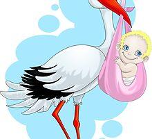 stork by Andryuha1981