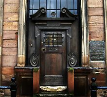 Fascinating Church Door St.Ann's Square  by BabyM2