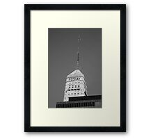 Minneapolis Tower Framed Print