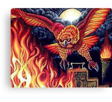 Flight of the Phoenix Canvas Print