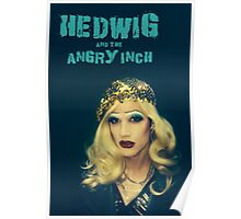 "Hedwig - ""Mystery Woman"" - color Poster"