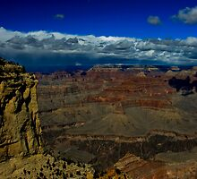 All That Is Grand - South Rim by Melissa Seaback