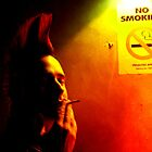 No Smoking by Melynda