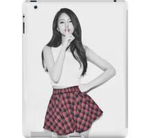 Fiestar - Linzy - KPOP Idol - Selective Black/White iPad Case/Skin