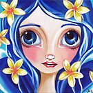 """Frangipani Fairy"" by Jaz Higgins"
