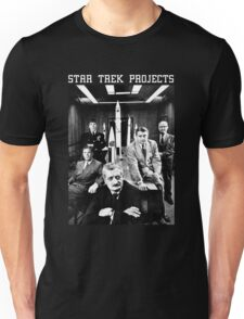 Star Trek Projects - Fan Art Sci-Fi Unisex T-Shirt