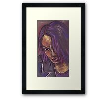 Realisation Framed Print